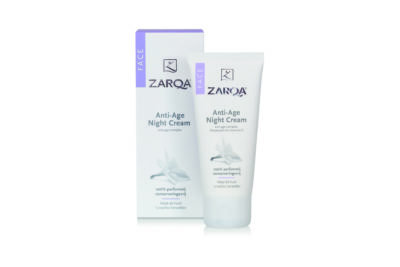 Zarqa Anti Age Day Cream