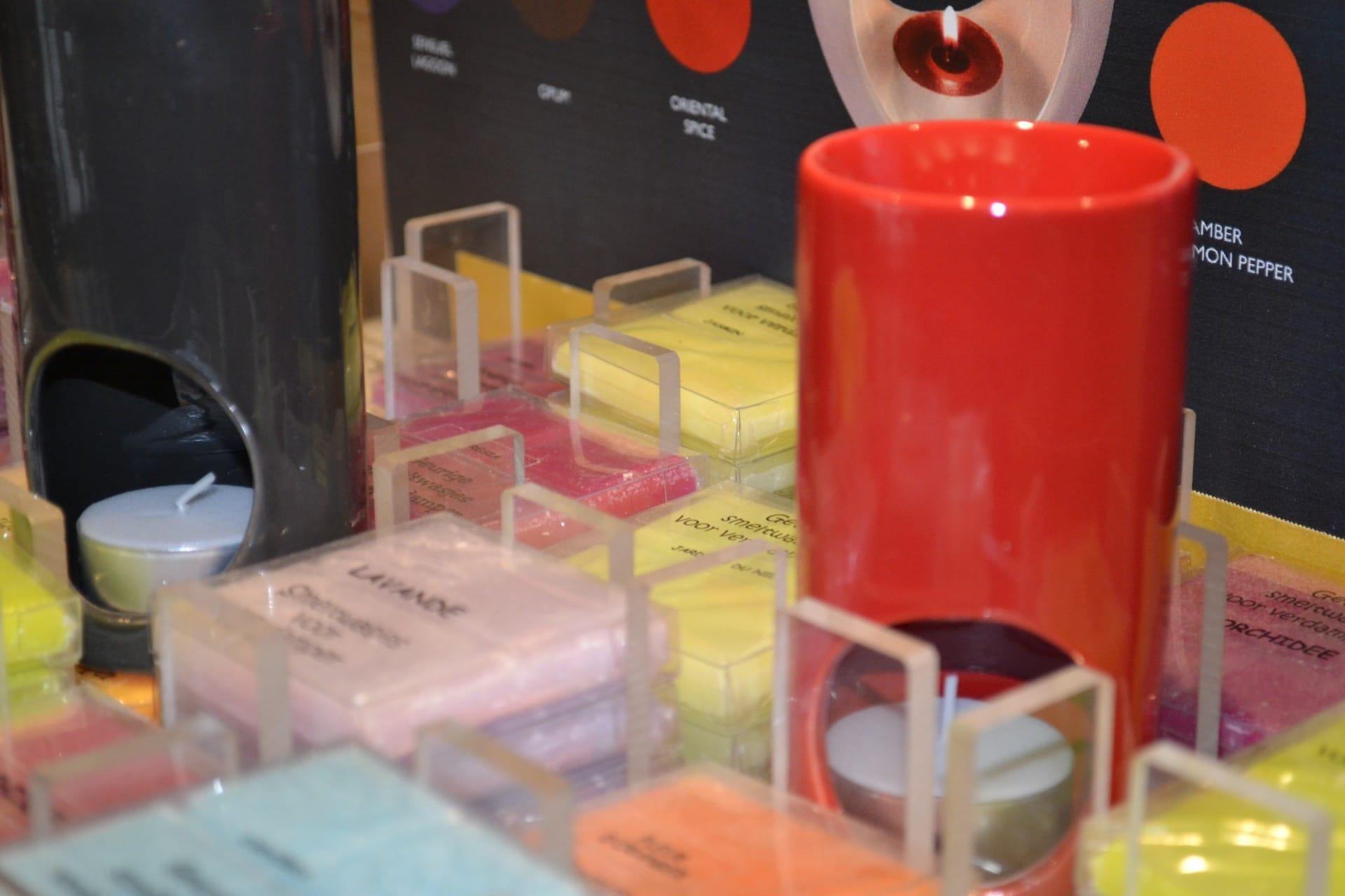 parfumbranders en smeltwasjes