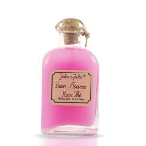 corpo bello jules & julie bain mousse 100 ml rose thé