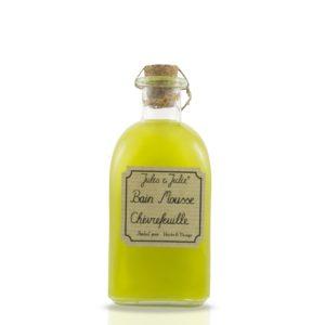 corpo bello jules & julie bain mousse 250 ml chèvrefeuille