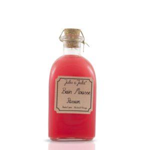 corpo bello jules & julie bain mousse 250 ml passion