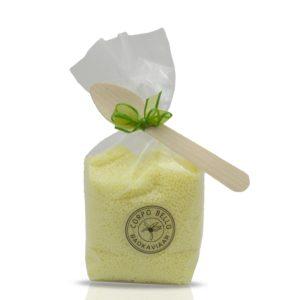 corpo bello badkaviaar lemon 170 gr