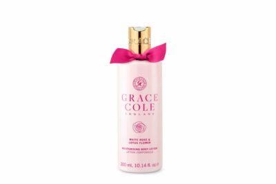 Grace Cole – White Rose & Lotus Flower – Body Lotion