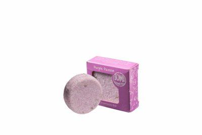 Bomb Cosmetics – Solid Shampoo Bar – Purple Passion