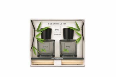 Ipuro – Room Fragrance – Black Bamboo 2 X 50 Ml