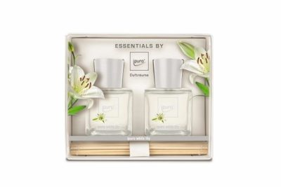 Ipuro – Room Fragrance – White Lily 2 X 50 Ml