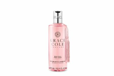 Grace Cole – Bath & Shower Gel – Wild Fig & Pink Cedar