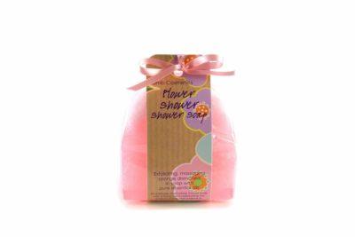 Bomb Cosmetics – Shower Soap – Flower Shower – Zeepspons