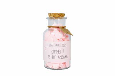 Confetti Is The Answer – Handzeep