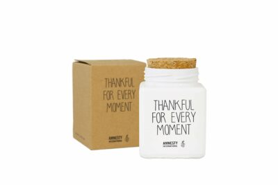 Sojakaars – Thankful For Every Moment – Geur Fresh Cotton
